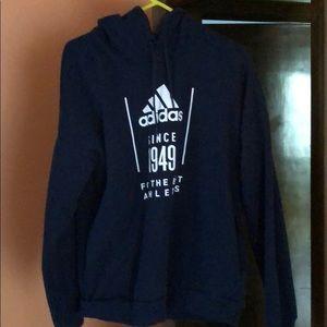 Adidas Hoodie (Size: Large)